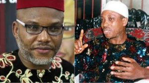 Nnamdi Kanu Has Abandoned Biafra, Now Working For Buhari - Uwazuruike