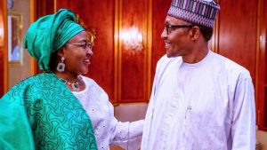 Buhari Appoints New Aides For Wife, Aisha