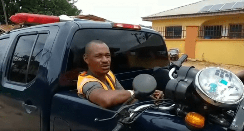 #OndoDecides2020: Police Arrest Telecommunication Engineer For Violation Of Rules