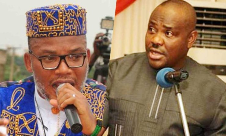 More Trouble For Wike As Nnamdi Kanu Places N100m Bounty On His Head