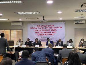 #EndSARS: Lagos Panel Suspends Sitting Over Frozen Bank Accounts