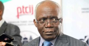 AK-47: Falana Reacts To Buhari's Shoot-on-sight Order