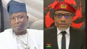 Oduduwa/Biafra: Igboho Reveals Plans To Collaborate With Nnamdi Kanu