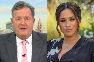 Piers Morgan challenged Meghan Markle's statements regarding her mental health while serving the royal family.