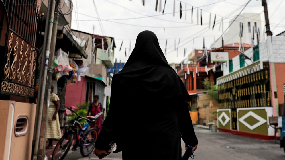 The Sri Lankan government has taken significant measures to prevent the wearing of burqas or niqabs (and any veil) in public, for security reasons.