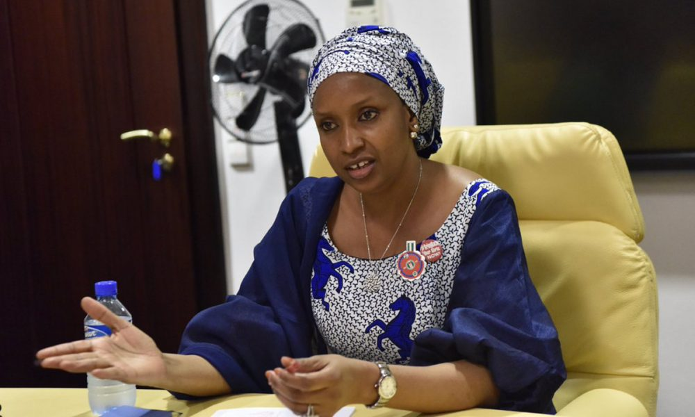 Hadiza Bala Usman Denies Awarding Contract As NPA MD, Deal With Dangote