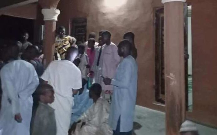 JUST IN: 40 Muslim Worshippers Abducted In Katsina [Photo]