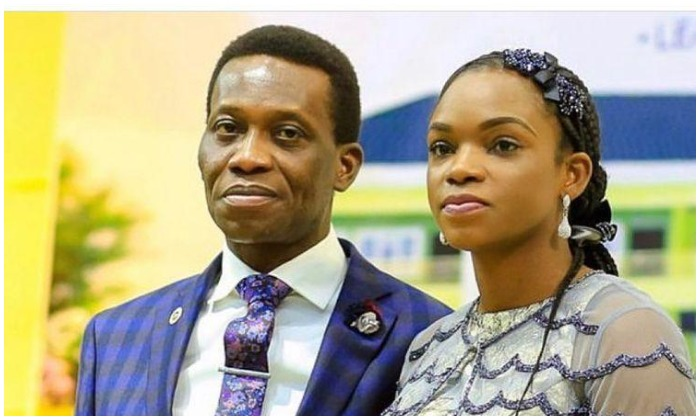 What My Husband Told Me Before His Death–Dare Adeboye's wife