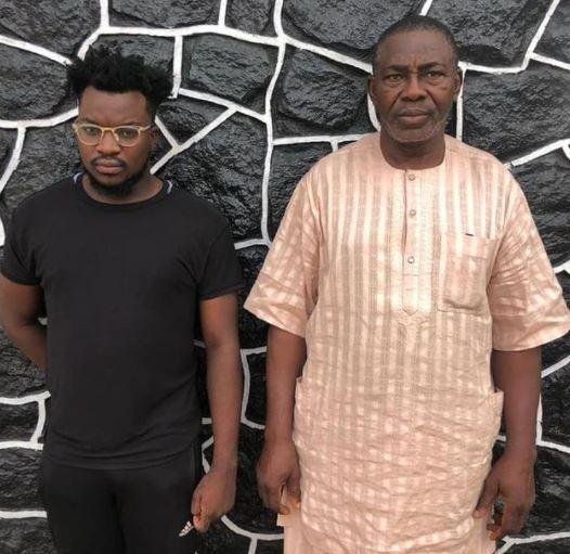 EFCC Arrests Father And Son For Internet Fraud