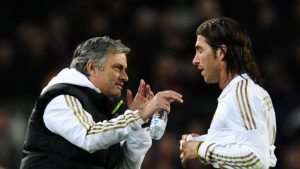 Mourinho Moves To Sign Ex-Real Madrid Legend To Roma