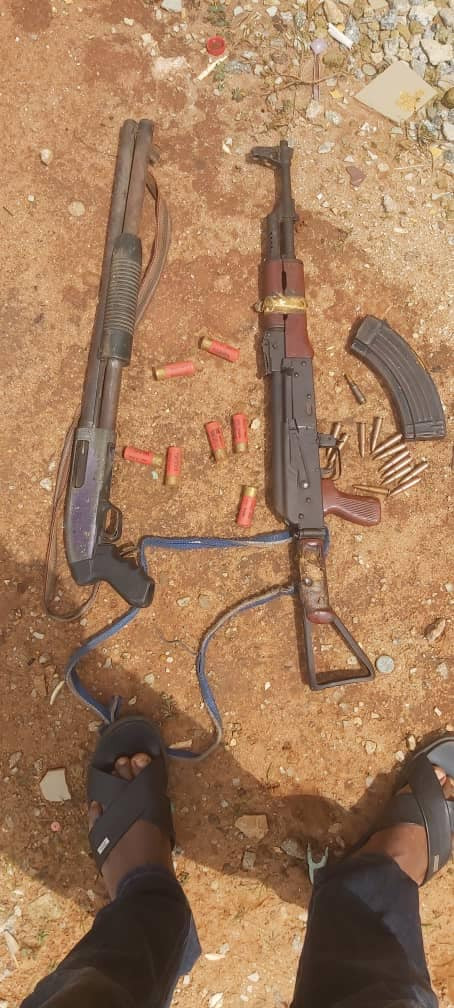 Six Killed As Police Combat Armed Robbers, Kidnappers In Delta