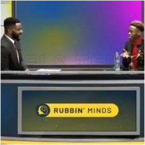 Watch Moment Nigerian Magician, Babs Cardini, Turned Water Into Wine On Live TV With Ebuka