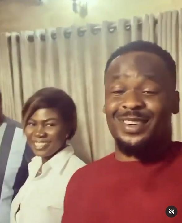 MC Oluomo hosts nollywood stars