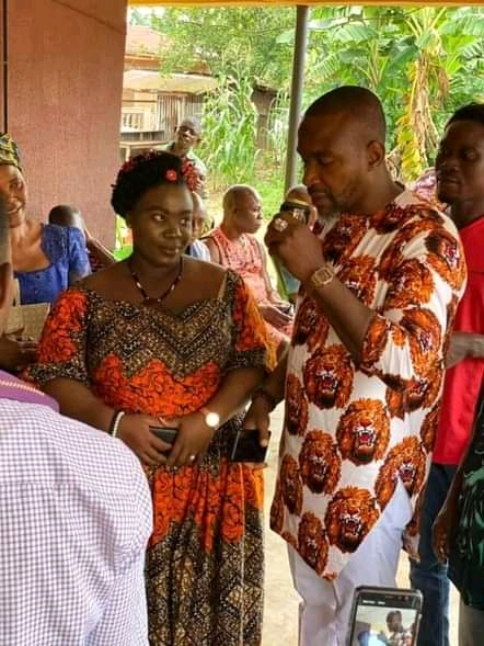 'No Bride Price Was Paid, I Didnt Kneel Down To Give Him Drink' - Nigerian Feminist Reveals How Her Wedding Went