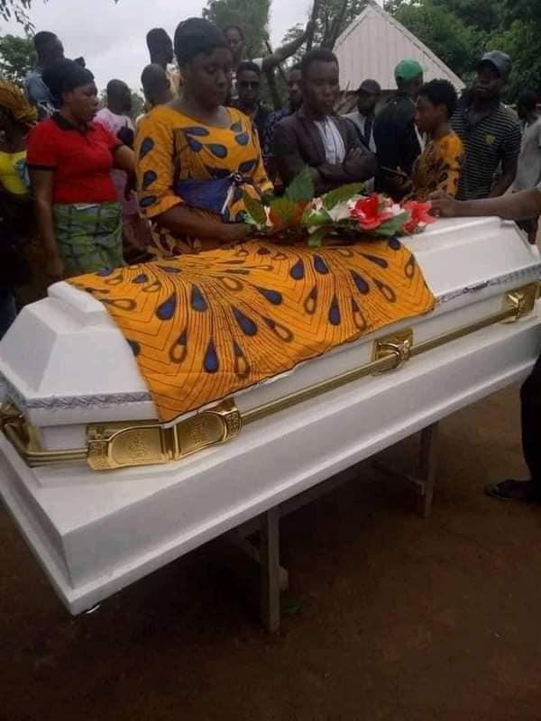 Nigerian Woman Dies 4 days After Her Wedding |photos