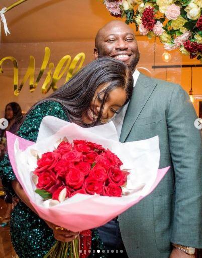 Nollywood actress engaged 2
