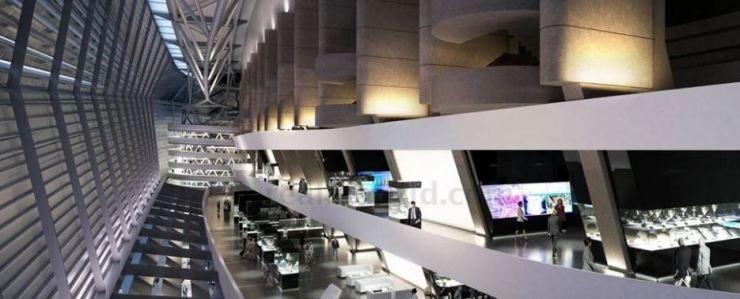 Real Madrid Unveil New Stadium With Retractable Roof (Photos)