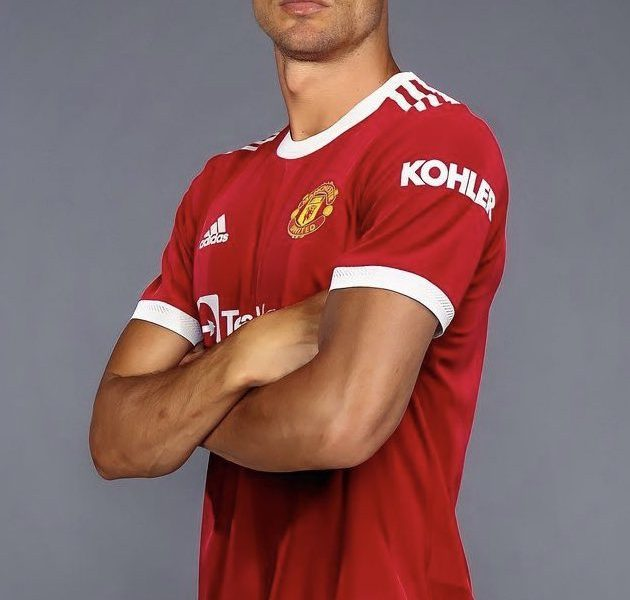 Manchester United Reveal Cristiano Ronaldo Jersey Number ...
