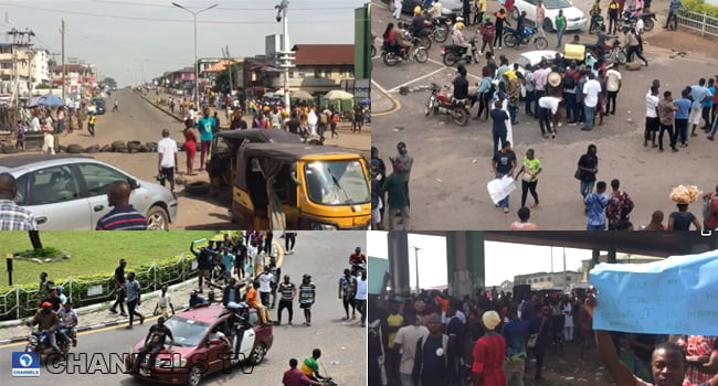 #EndSARS: Oyo CAN Chairman Advises FG To Do More, Urges Youths To Withdraw From Streets, Re-strategize - Naija News 247