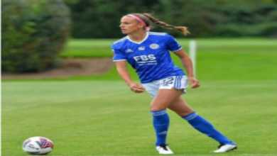 Super Falcons hopeful captains Leicester City WFC in loss to Manchester United - Naija News 247