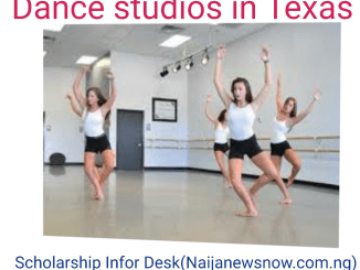 Dance studios in Texas