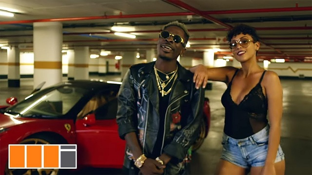 Shatta Wale Crazy Video