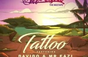 Lyrics: Del'B - Tattoo ft Davido & Mr Eazi