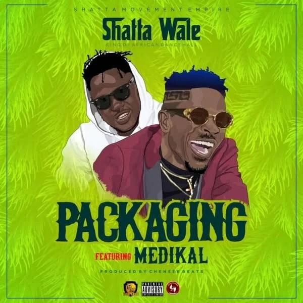 Shatta Wale Packaging