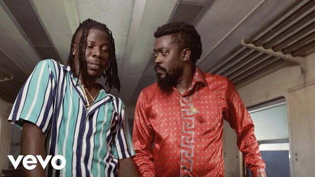 Stonebwoy Shuga Video