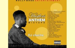 DJ CHECHE HUSTLE ANTHEM MIXTAPE