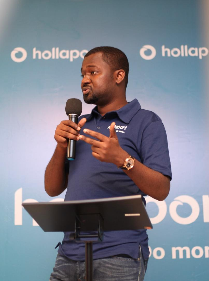 Alhaji-Kabiru Rabiu Founder Hollaport