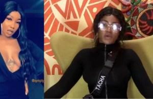 BBNaija 2019: 'I Don't Have Clothes To Wear Again' - Tacha Tells Big Brother