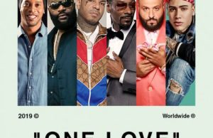 DOWNLOAD: K2 ft. Snoop Dogg, Rick Ross, DJ Khaled, Kevinho & Ronaldinho – One Love (mp3)