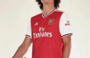 Arsenal Sign Defender, David Luiz