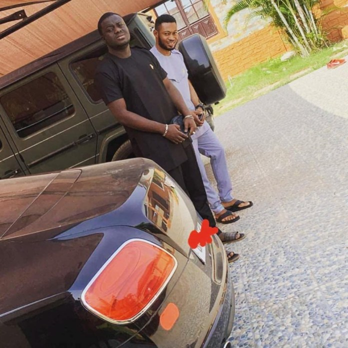 Photos: Meet Dada Joe Remix, the rich who sponsors Shatta Bandle's expensive lifestyle, Photos: Meet Dada Joe Remix, the rich who sponsors Shatta Bandle's expensive lifestyle, GHSPLASH.COM