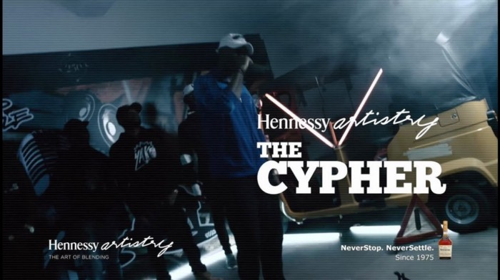 Vector Ycee Ice Prince Hennessy Cypher Artistry Mp3 Download