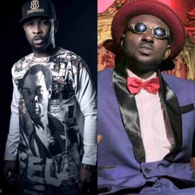 Image result for Blackface, 2face, Faze and Ruggedman