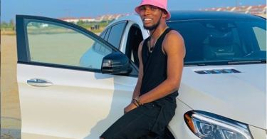 Victor AD Acquires A New Benz Ride