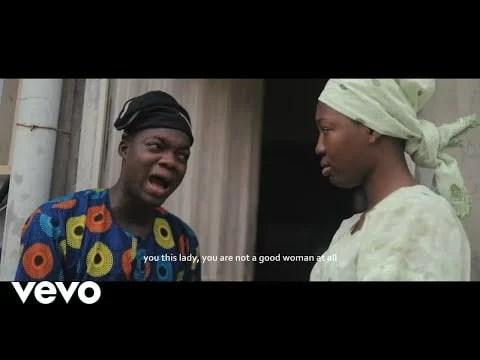 Zlatan Ibile – Yeye Boyfriend MP4 VIDEO