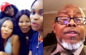 Leaked Sex Tape: Nigerian Ladies Praise Pastor Wilson Over His Ability