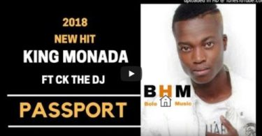 King Monada – Passport