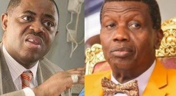 FFK and Enoch Adeboye