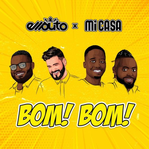 Bom Bom by Ellputo and Mi Casa