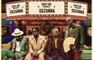 Sauti Sol – Suzanna mp3 download