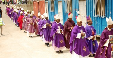 Insecurity: Catholics in Nigeria to wear black outfits on Ash Wednesday