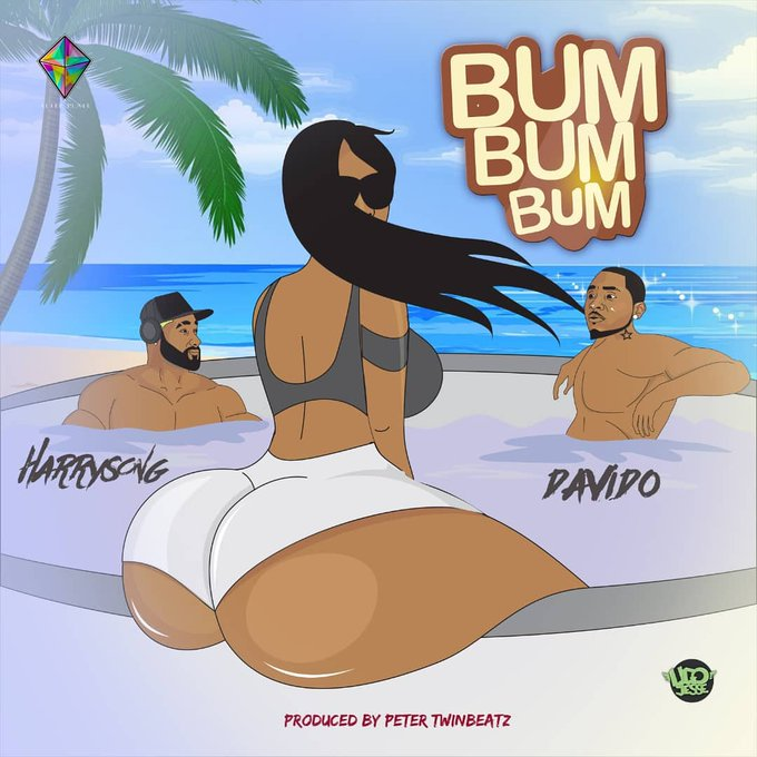 Download Harrysong ft. Davido Bum Bum mp3