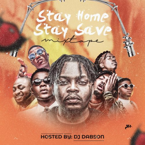Dj Dabson Stay Home Stay Safe Mix