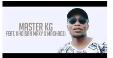 Master KG Tshinada Mp3 Download