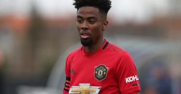 Man Utd star Angel Gomes speaks out after video of his visit to ...