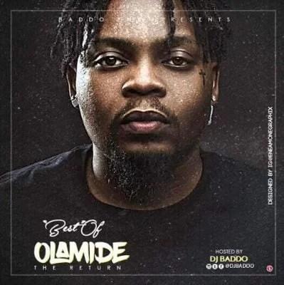 Dj Baddo Best Of Olamide Mix